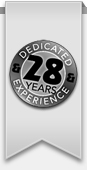 Deticated 28 Years Experience